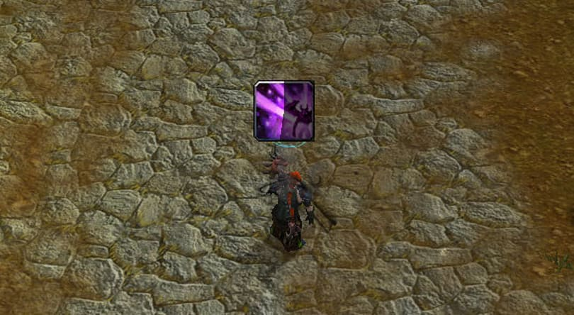 Crowd Control announced on your screen in patch 5.1