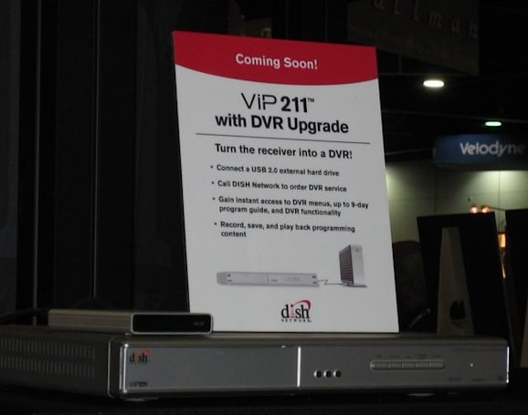 ViP211 DVR upgrade now available on DISH Network