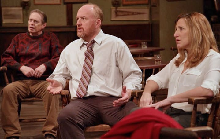 Louis CK ends his web-only video series