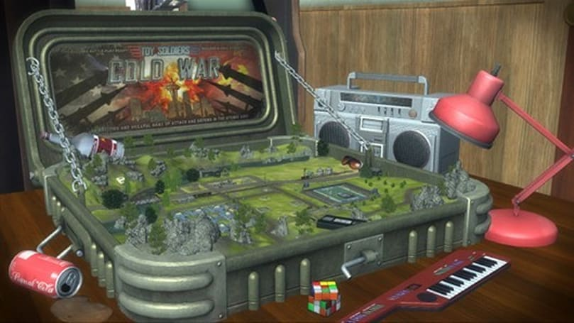 Toy Soldiers storm PC today, DLC for XBLA's Toy Soldiers: Cold War tomorrow