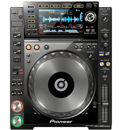 Pioneer CDJ-2000nexus updates the flagship DJ player, brings WiFi and slip mode (video)