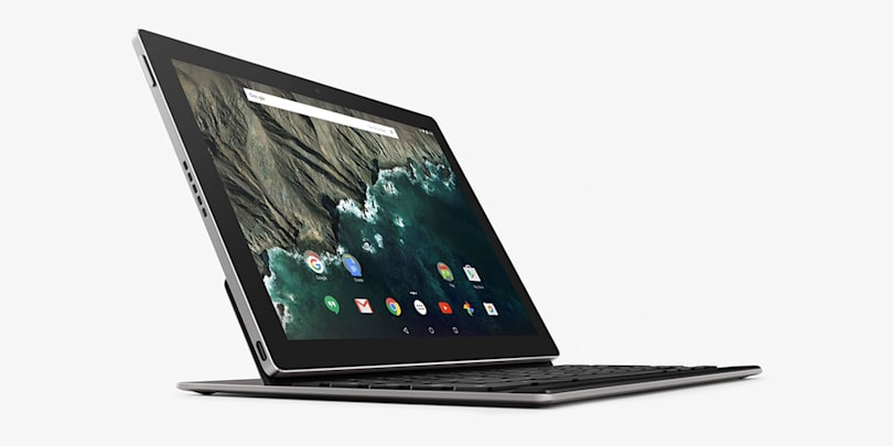 Google's Pixel C tablet is Android's official answer to the Surface