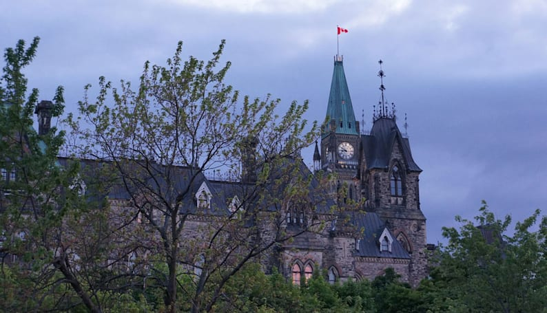 Cyberattack takes down Canadian government websites