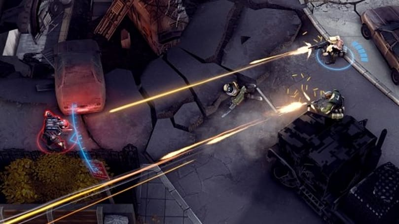 Gamescom 2013: Merc Elite melds MOBA with military tactics