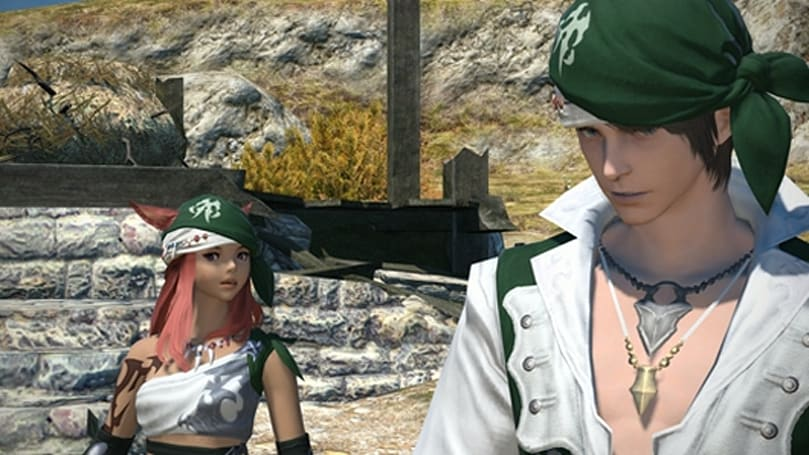 Final Fantasy XIV patch 2.4 has a slightly bumpy release