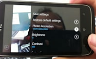 Mystery HTC Windows Phone sports 12 megapixel goodness, RAW support