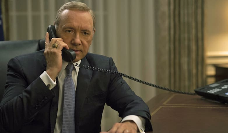 Netflix is bringing 'House of Cards' back for S5 in 2017