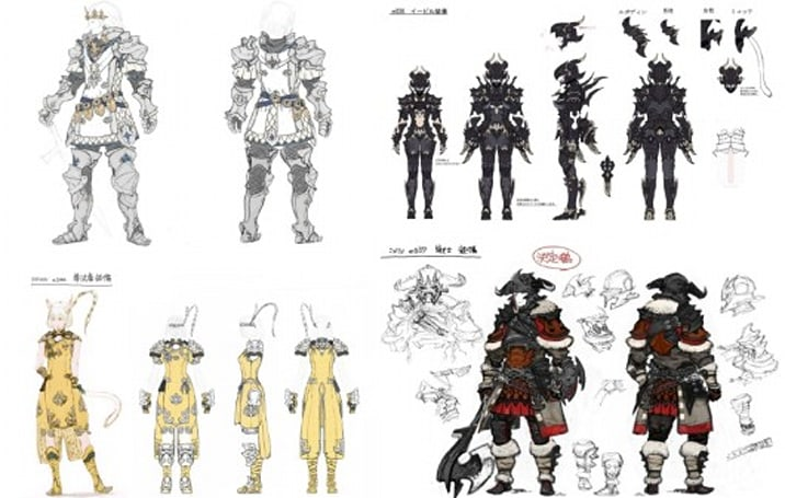 Square-Enix announces end of Final Fantasy XIV's free play and roadmap for next year