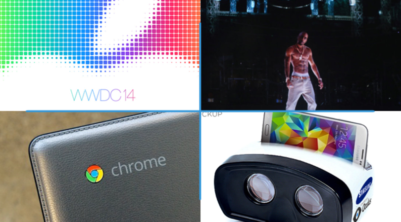 Engadget Daily: Apple's dev conference, Samsung's VR headset and more!