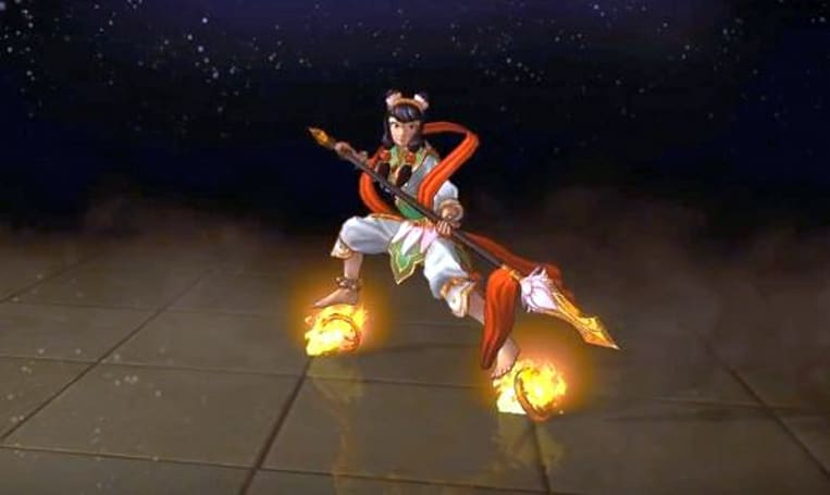SMITE unveils Ne Zha with a video preview