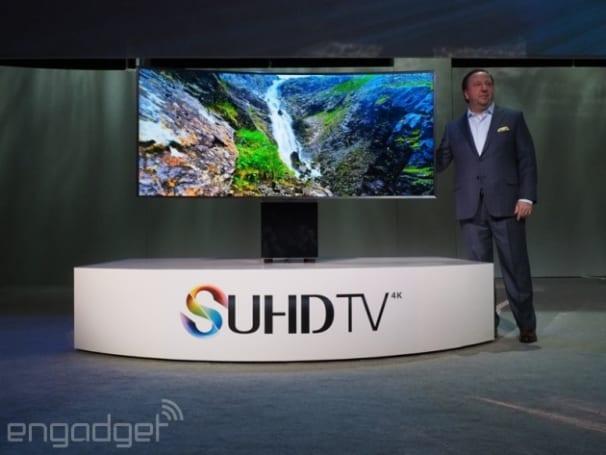 Samsung's CES 2015 event liveblog