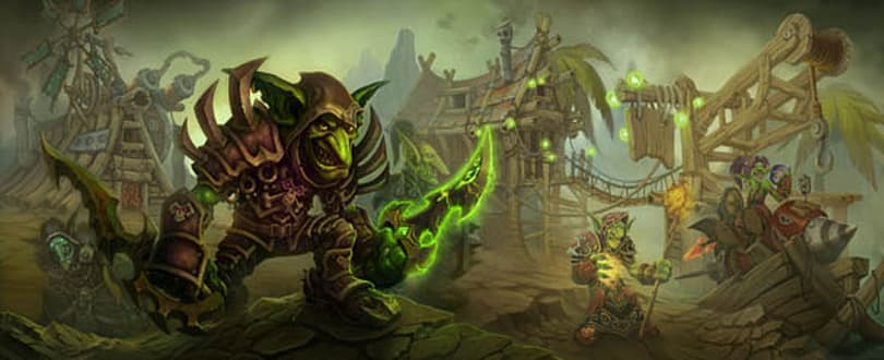 Mists of Pandaria Beta: Goblin Glider proves engineering is still the best profession