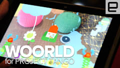 'Woorld' makes a strong argument for weird Project Tango apps