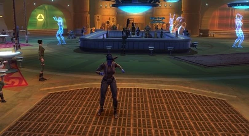 Breakdancing breaks SWTOR enemies' spirits [Updated]