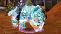Blizzcore giving away a Spectral Tiger Mount