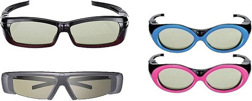 Samsung's fancy 3D glasses up for Amazon pre-order
