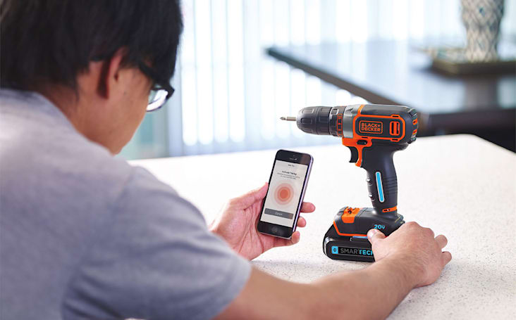Black and Decker's connected batteries tackle projects for $69