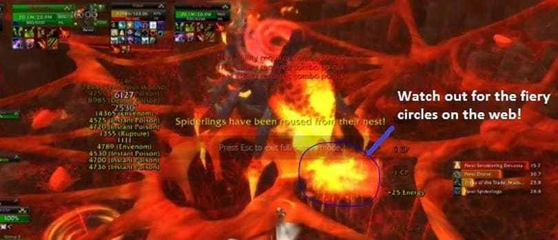 Encrypted Text: Rogue tips and tricks for Firelands, part 2