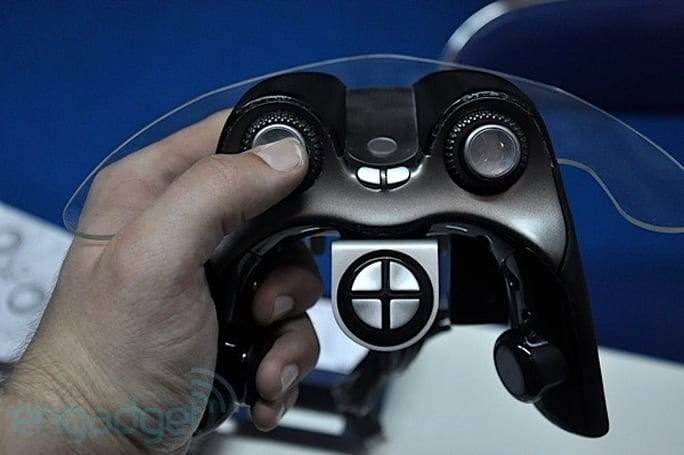 Ctrl+S PS3 controller for professionals and burgeoning arthritics
