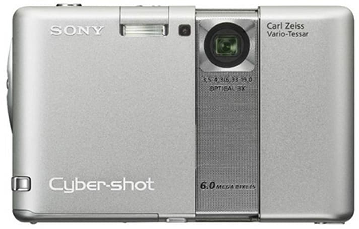 Sony's feature-packed Cyber-shot DSC-G1 reviewed