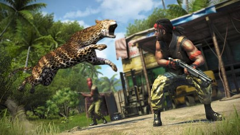 Black Ops 2 stays top dog in UK, Far Cry 3 maintains second place