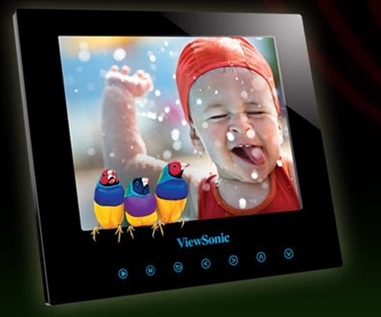 ViewSonic goes crazy with nine new digital photo frames