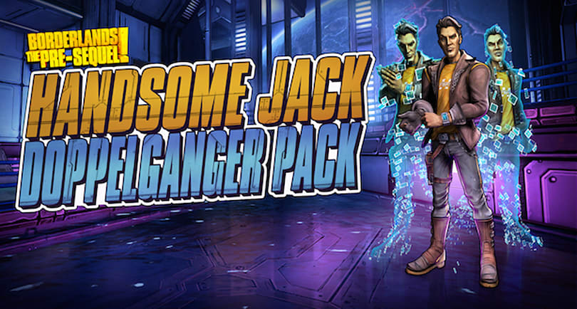 Borderlands: The Pre-Sequel's fifth playable character is Jack