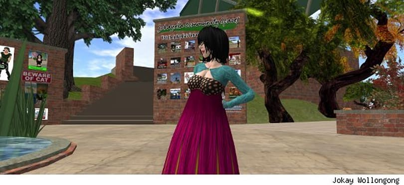 Linden Lab punctures education community with newly registered trademark