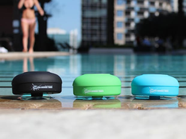 FresheTech Splash Tunes Bluetooth Shower Speaker