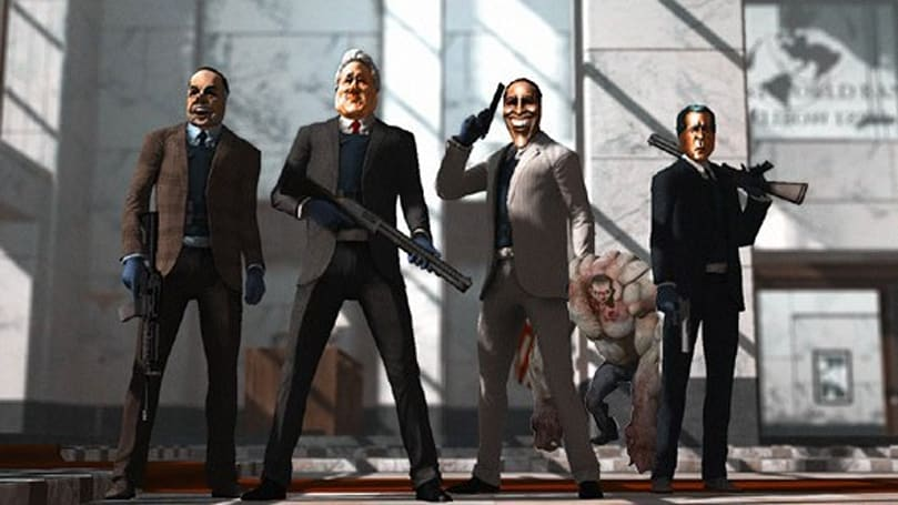 Payday dev collaborating with Valve on Left 4 Dead 'co-operative initiative'