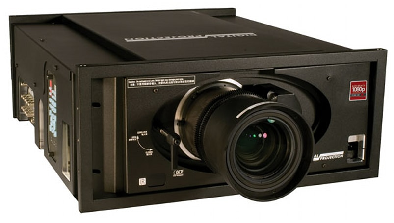 Digital Projection announces the Total 3D Experience System
