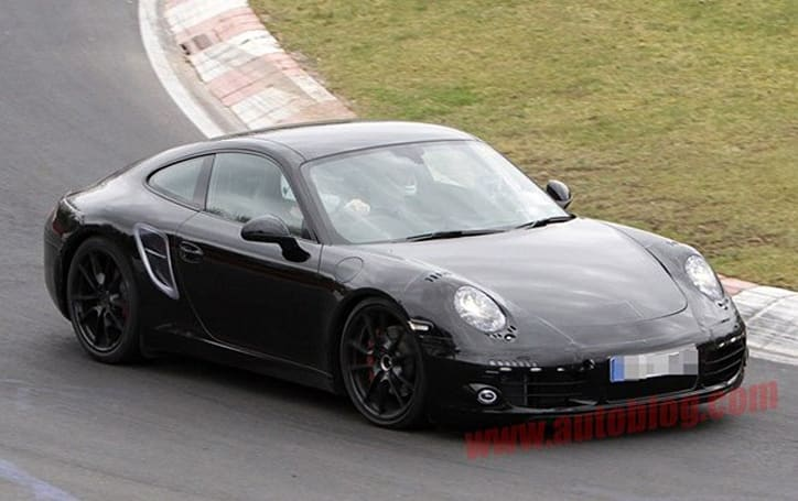 Next-gen Porsche 911 getting hybrid transmission system?