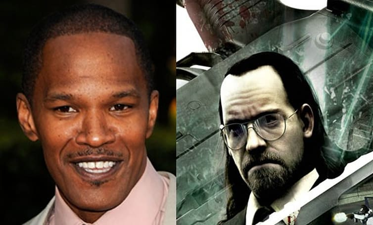 Jamie Foxx to play Lynch in Kane and Lynch film