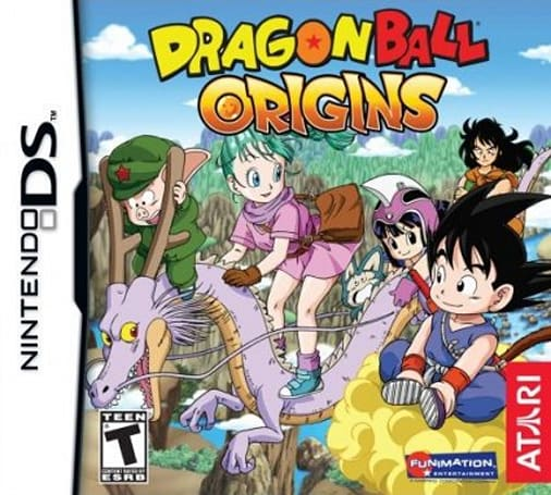 DS Fanboy Review: Dragon Ball Origins