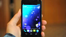 Galaxy Nexus barometer explained, Sam Champion not out of a job