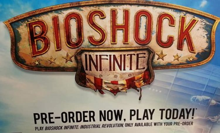 BioShock Infinite: Industrial Revolution puzzle game available with pre-order [update: more retailers]