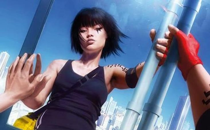 Mirror's Edge free on iOS today