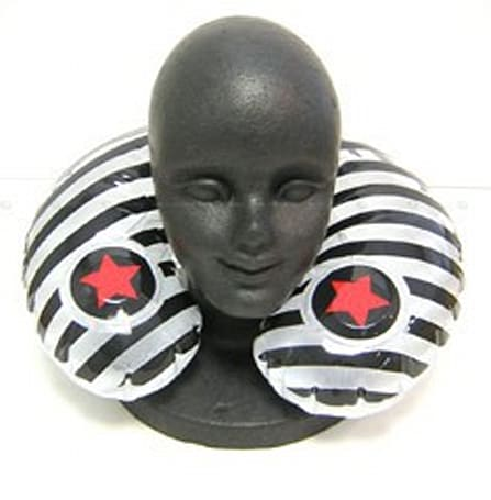 Takara Tomy Neckphones: wraparound pillow speaker, coming soon to a Skymall near you