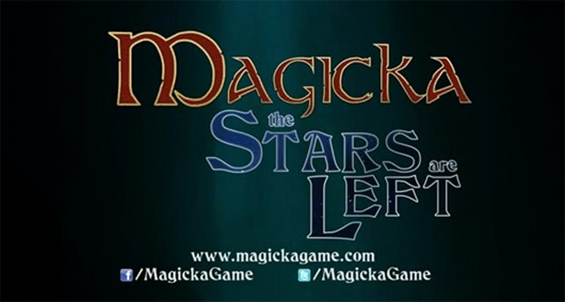 Magicka: The Stars are Left trailer crafted with love