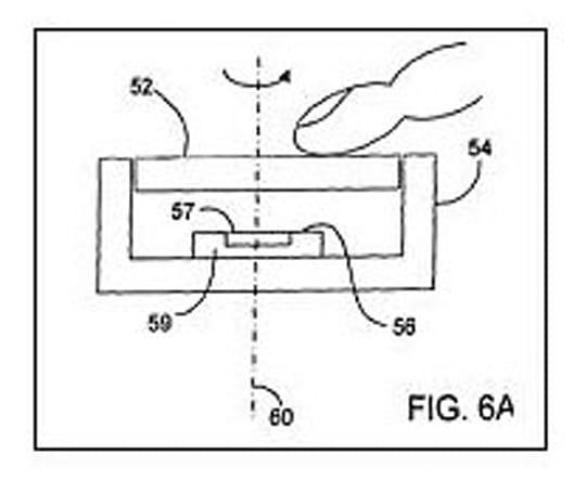 """Apple patents """"visual buttons"""" to blend display and interface"""
