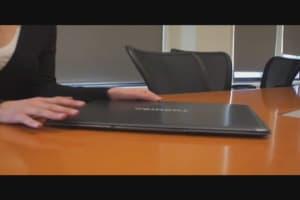 Toshiba 14-Inch Ultrabook Tease CES2012