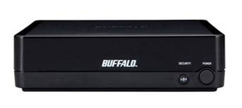 Buffalo Nfiniti WiFi / Ethernet bridge supports 5GHz 802.11n