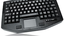 iKey intros rugged, mobile keyboard with LED-backlit keys