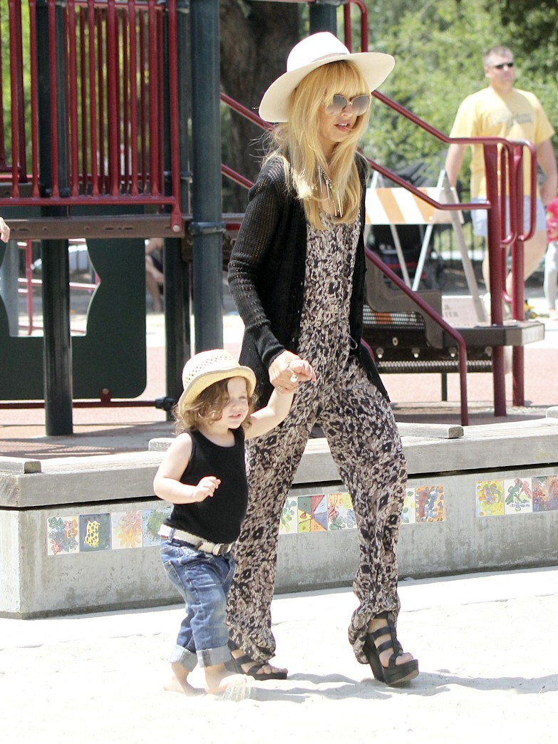 Rachel Zoe reportedly pregnant with baby no. 2