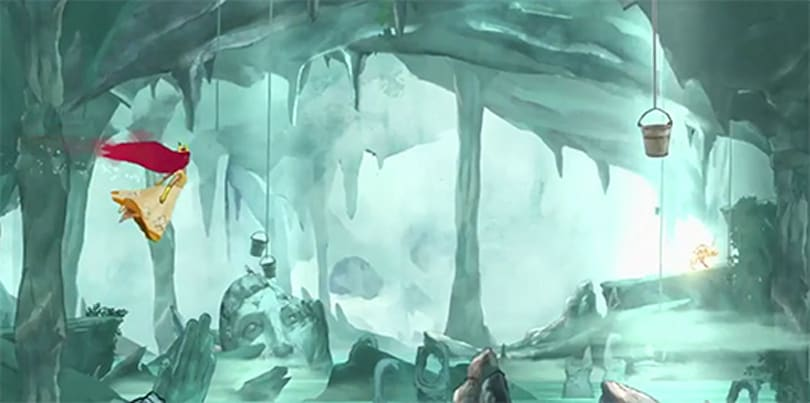 Tour the alluring world of Lemuria in this Child of Light trailer