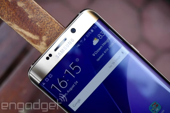 Samsung's price cuts for high-end phones worked, but hurt profits
