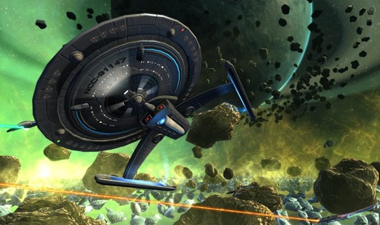 Will Star Trek Online be ready for its launch?
