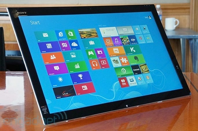 Sony announces the VAIO Tap 21 with a 1080p display and slimmed-down design (hands-on)