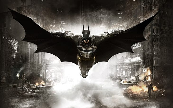 Batman Arkham Knight set one year later, 'five times larger' than Arkham City