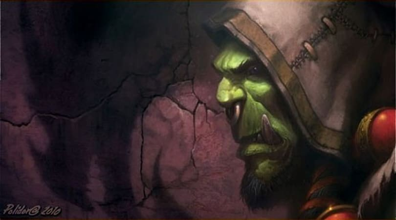 Thrall's return to the Horde and more lore from San Diego Comic-Con